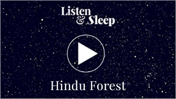 hindu forest night sound music sounds meditation concentration