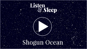 music for meditation, relaxing or undisturbed sleeping ocean sound