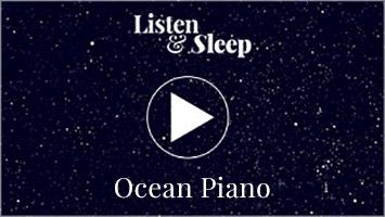 ocean forest night calm music relaxing sleeping